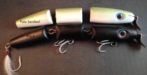RM Smith Custom Plugs Triple Swimmer